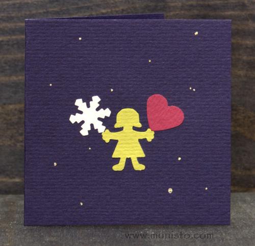Коледна картичка изображения