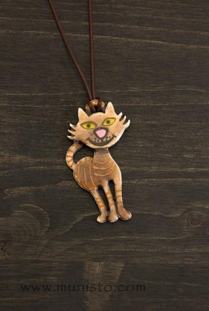 Медальон Котка изображения