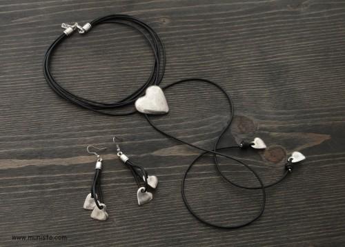 Women's Bracelet, Necklace & Earrings Set images