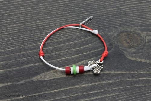 Martenitsa Bracelet Bicycle images