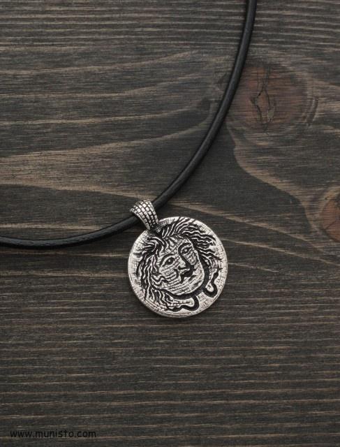 Медальон Горгона Медуза изображения