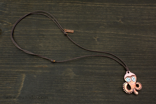 Медальон Октопод изображения