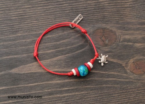 Martenitsa Bracelet Turtle images
