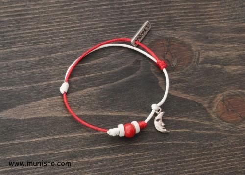 Martenitsa Bracelet Moon images