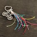 Bicycle keyholder