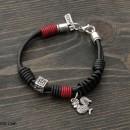 Man's Bracelet Rooster
