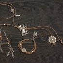 Horse Necklace, Bracelet & Earrings Set