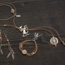 Horse Necklace, Bracelet & Earrings Set