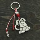 Martenitsa Dog Keyholder