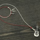 Martenitsa Necklace Guitar