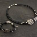 Women's Necklace and Bracelet Set