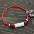 Martenitsa Bracelet Football Boot