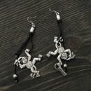 Earrings Monkeys
