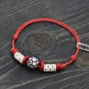 Martenitsa Bracelet Football Ball