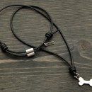Men's Necklace Bone
