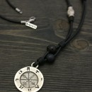 Men's Necklace Wheel of Fortune
