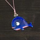 Whale pendant