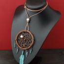 "Women's Necklace ""Dreamcatcher"""