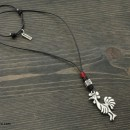 Men's Necklace Rooster