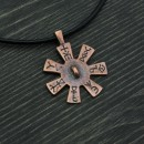 The Rosette from Pliska pendant