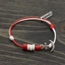 Martenitsa Bracelet Anchor