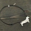 Women's Necklace Dachshund
