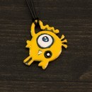 Crazy chick  pendant