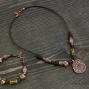 Men's Bracelet & Necklace Set