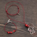 Women's House Bracelet & Necklace Set