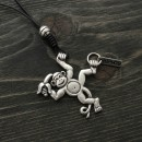 Women's Necklace Monkey