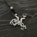 Women's Necklace Monkey