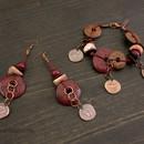 Комплект - дамска гривна и обеци