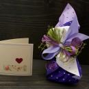 Опаковка и картичка за подарък