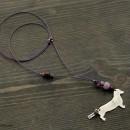 Women's Necklace Dachshund