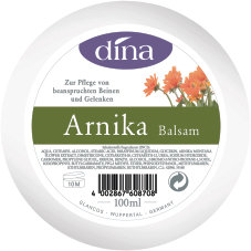 БАЛСАМ АРНИКА  100 ml / BALSAM ARNIKA DINA100ml / изображения