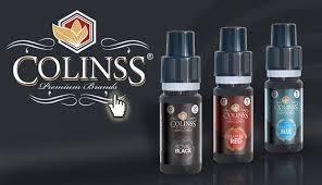 Никотинови течности Colins 10ml с 0,3,6,12,18mg никотиново съдържание