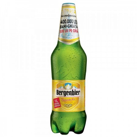 Bere blonda Bergenbier 1L