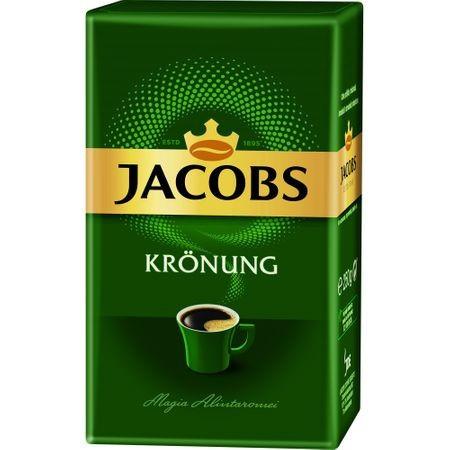 Cafea macinata si prajita Kronung Alintaroma 250g Jacobs