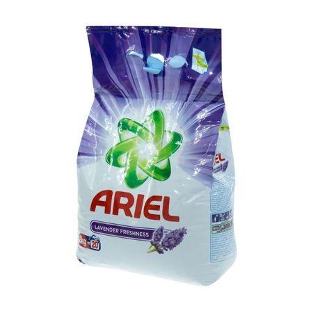 Detergent rufe automat Ariel Lavanda 2kg