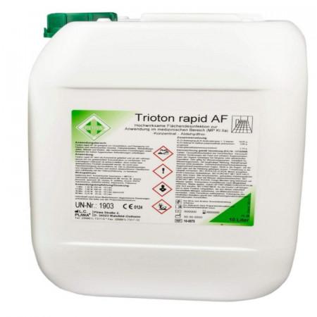 DEZINFECTANT SUPRAFETE TRIOTON RAPID AFB 5 LITRI