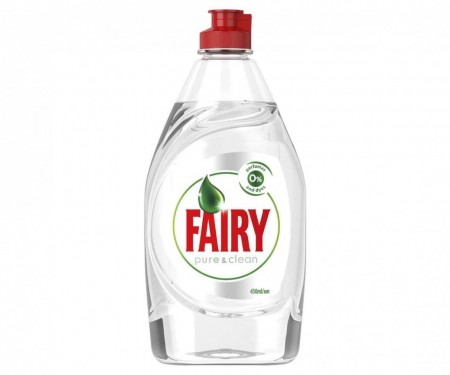 Fairy Pure and Clean detergent de vase 450 ml