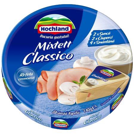 Hochland - Mixtett brinza topita albastru 150g