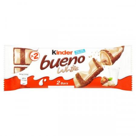 KINDER BUENO T2 WHITE