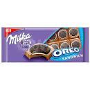 Ciocolata Milka 92g Oreo Sandwich