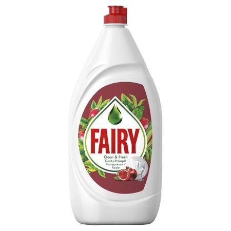 Detergent de vase Fairy Pomegranate & Red Orange 1.20 l