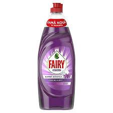 Fairy Extra+ Liliac 650 ml