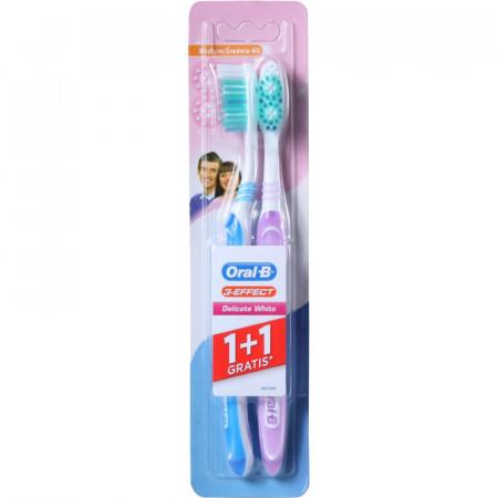 Oral-B 3-EFFECT Delicate White