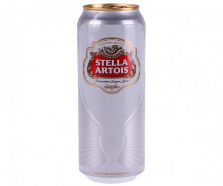 Stella Artois Bere blonda doza 0.5 l