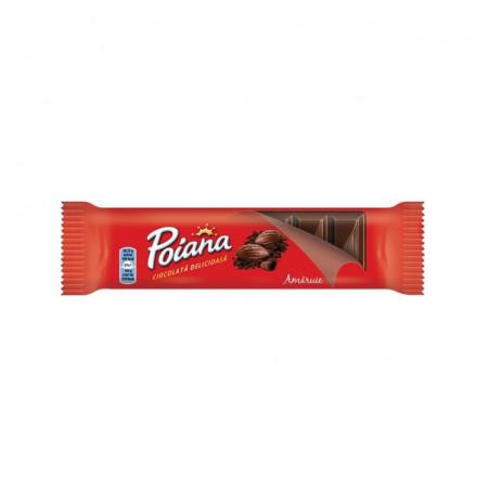 Baton de ciocolata Poiana dark, 40.5 g