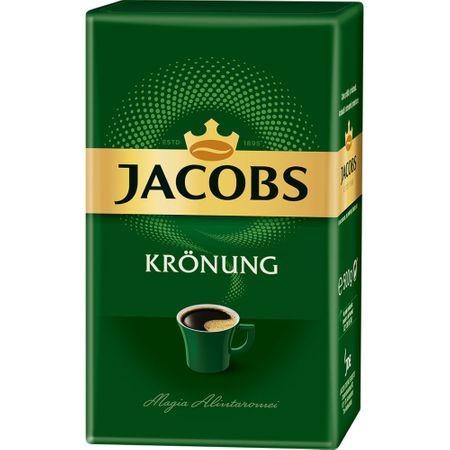 Cafea macinata si prajita Kronung 500g Jacobs